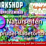 Naturseifenworkshop 16.07.2017 in Basel